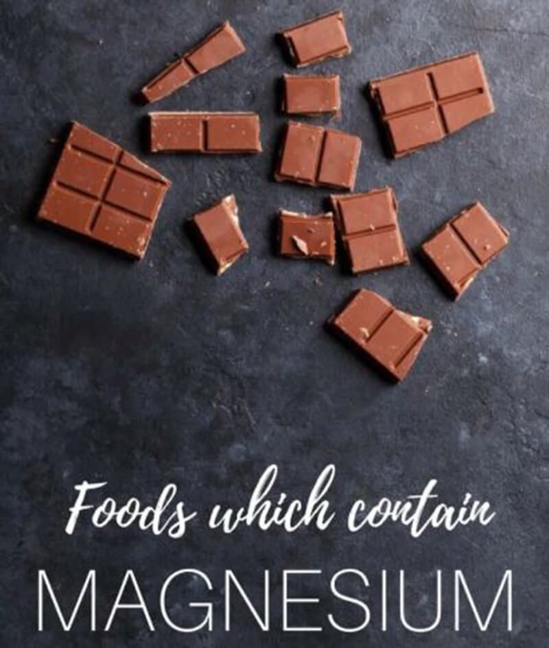 What Food Is Highest In Magnesium