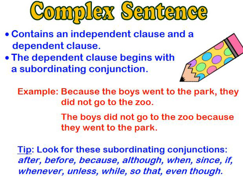 what is a compound sentence