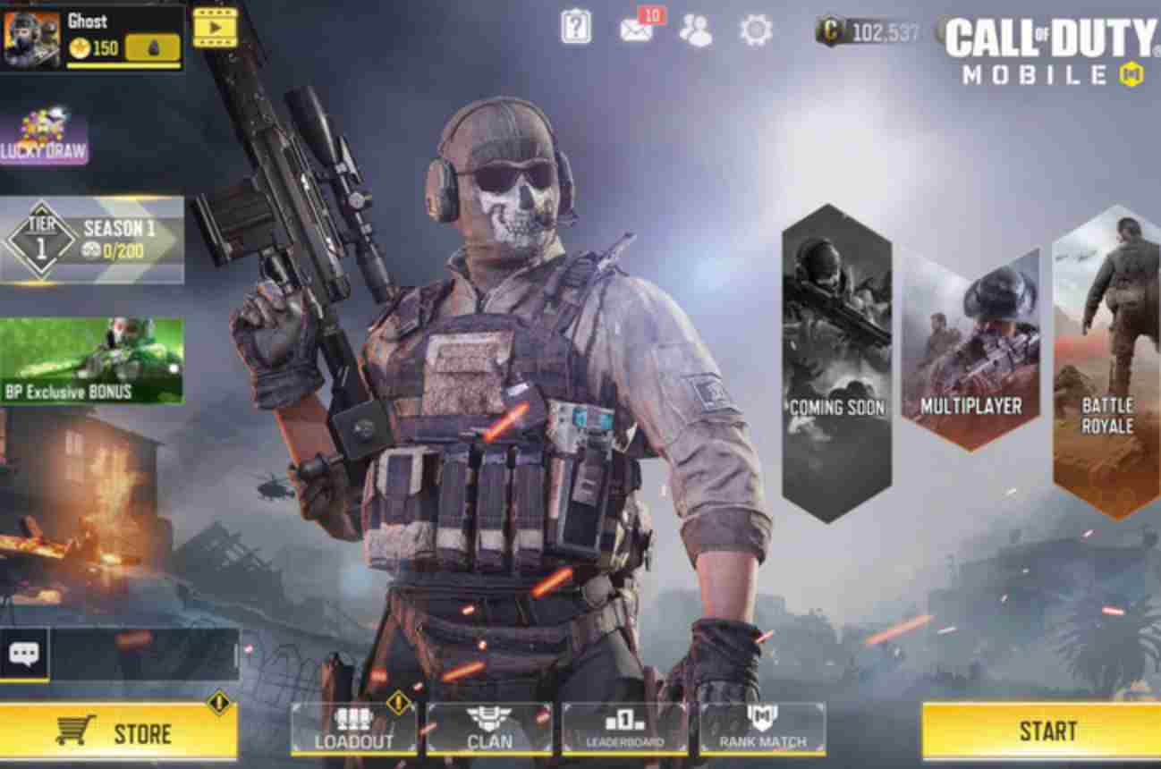Call of Duty Mobile android download