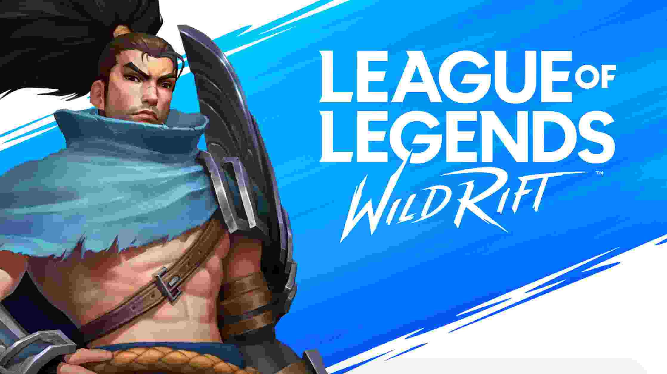 League of Legends Wild Rift download